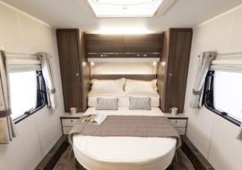 AFFINITY 550 - bed
