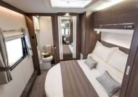 AFFINITY 554 - bed