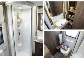 Affinity 520 Bathroom