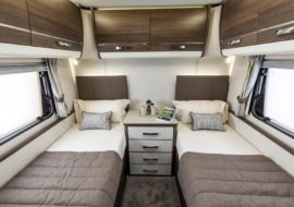Affinity 574 - bed