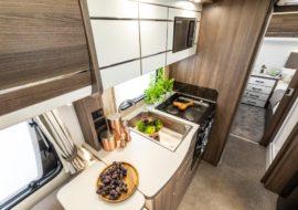 Affinity 574 - kitchen