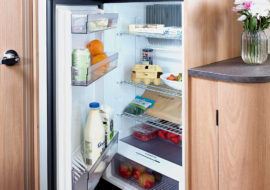 Alicanto Grande - Dometic Fridge