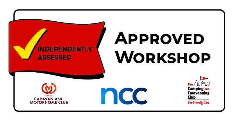Approved Workshop Badge - NCC