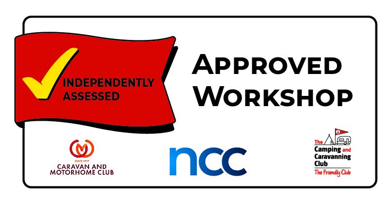 Approved Workshop Badge - NCC