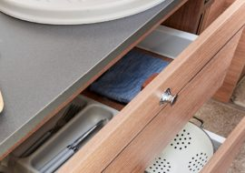 17836 - vigo kitchen drawers