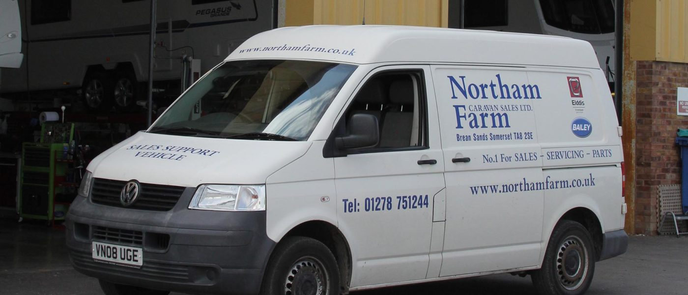 Northam Farm Van