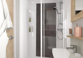 Vendee - 40x12 shower