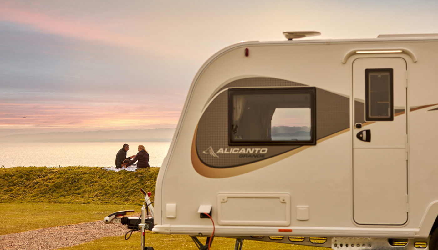 New Caravan - Alicanto Grande