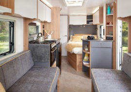 Discovery D4-4 lounge to bedroom