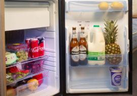 Discovery fridge
