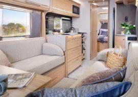 Unicorn V Cabrera lounge to rear bedroom