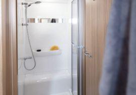 Unicorn V Cabrera shower cubicle
