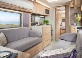Unicorn V Pamplona Lounge to rear bedroom