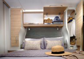 Unicorn V Vigo rear bedroom