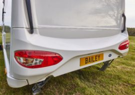 Unicorn V - rear panel
